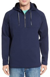 Tommy Bahama Men's Big And Tall Weekend Pro Quarter Zip Hoodie