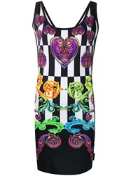 Versace Jeans Couture Baroque Tank Dress 60