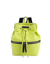 Kenneth Cole Reaction Bondi Girl Faux Leather Backpack Lime