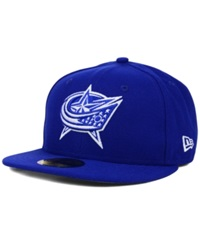 New Era Columbus Blue Jackets C Dub 59Fifty Cap Royalblue
