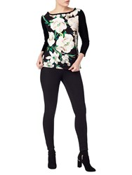 Precis Petite Jayna Patch Panel Jumper Black