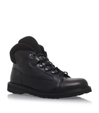 Ermenegildo Zegna Bernino Hiker Boots Male Black