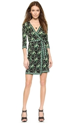 Diane Von Furstenberg Tallulah Two Silk Dress Vintage Twill Garden