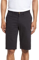 Ben Sherman Men's Slim Stretch Chino Shorts Dark Navy