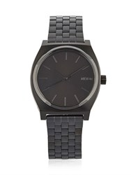 Nixon Time Teller Black Finish Watch