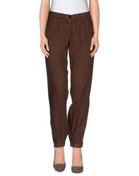 North Sails Trousers Casual Trousers Women Cocoa