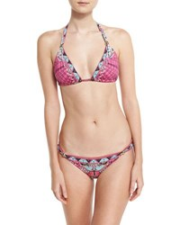 Camilla Gold Ball Printed Bikini Set Desert Discotheque