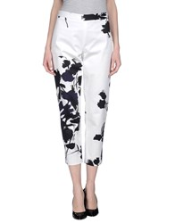 Laviniaturra Trousers Casual Trousers Women White
