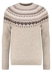Abercrombie And Fitch Jumper Beige