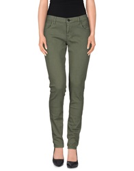 Novemb3r Denim Pants Military Green