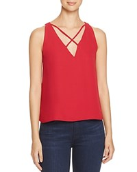 Necessary Objects V Neck Tank Compare At 68 Black