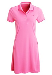 Puma Golf Sports Dress Shocking Pink