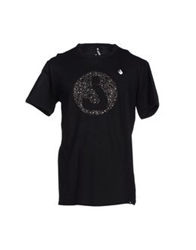 Jcolor T Shirts Black