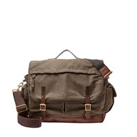 Fossil Mbg9118200 Mens Crossbody Bag Brown