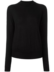 Rick Owens Knitted Top Black