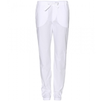 Tomas Maier Cotton Trousers White