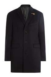 Baldessarini Coat With Wool And Cashmere Black