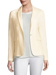 Rag And Bone Club Wool Blazer Off White