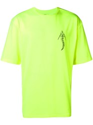 Ex Infinitas Approach T Shirt Yellow