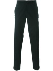 Givenchy Contrast Side Panel Trousers Black