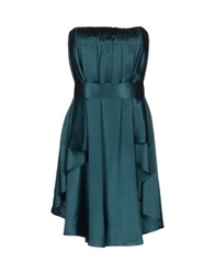 Bgn Short Dresses Deep Jade
