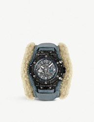 Hublot Big Bang Alps Frosted Carbon Watch