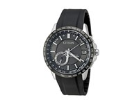 Citizen Cc3005 00E Satellite Wave Silver Tone Stainless Steel Watches Bronze