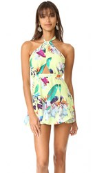 6 Shore Road Ocean Dress Paradise Floral