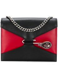 Alexander Mcqueen Pin Bag Black