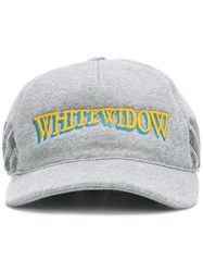 Moncler X Off White Widow Embriodered Cap Grey