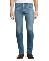 Rag And Bone Standard Issue Fit 2 Mid Rise Relaxed Slim Fit Jeans Dark Blue