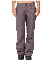 The North Face Sally Pant Rabbit Grey Women's Outerwear Gray