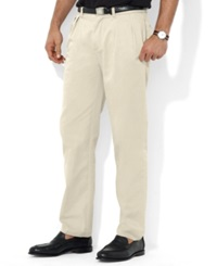 Polo Ralph Lauren Core Pants Classic Fit Pleated Chino Pants
