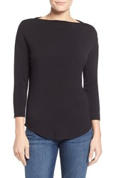 Women's Halogen Bateau Neck Top