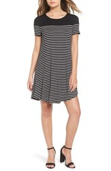 Fire Women's Stripe Shift Dress