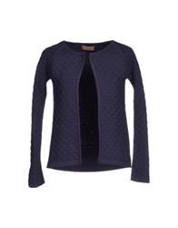 Vicedomini Cardigans Dark Blue