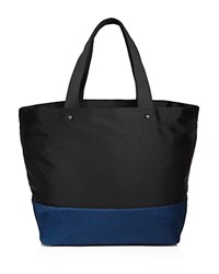 Deux Lux Barre Color Block Tote Compare At 80 Black