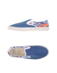 Bucketfeet Low Tops And Trainers Pastel Blue