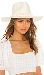 Ale By Alessandra X Revolve Lani Hat In White. Off White And Puka