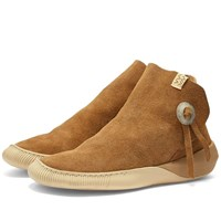 Visvim Gila Moc Mid Ii Folk Brown