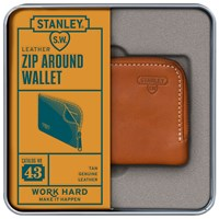 Stanley Zip Around Wallet Tan