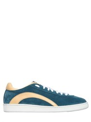 Dsquared Suede And Leather Sneakers
