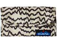 Kavu Big Spender Natural Beats Wallet Handbags Beige