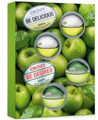 Dkny Be Delicious And Be Desired Gift Set No Color