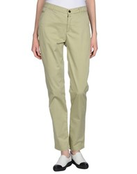 Woolrich Trousers Casual Trousers Women Light Green