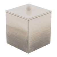 Mike Ally Ombre Square Tumbler Natural Gold