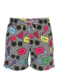 Mc2 Saint Barth Gustavia Briller Swim Shorts
