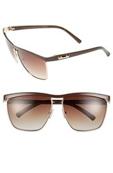 Women's Bcbgmaxazria 62Mm Sunglasses Brown
