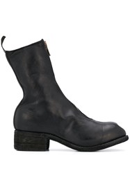 Guidi Zip Detail Boots 60