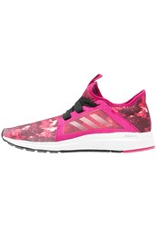 Adidas Performance Edge Lux Neutral Running Shoes Bold Pink Haze Coral Core Black